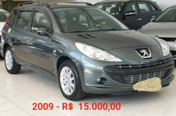 VEICULO Peugeot Sw 2009