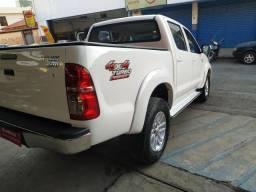 Hillux 2013 Diesel automática