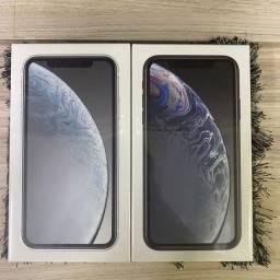 Loja física. iPhone XR 64 128gb novos lacrados homologados retira hj