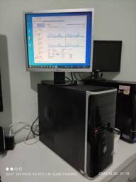 PC completo core i3 4gb HD 500gb