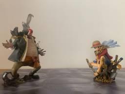 Action figures One Piece (leia descrição)