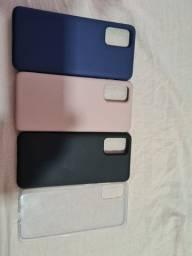 Vendo capa de aparelho Samsung S20 Plus