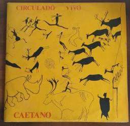LP Vinil Caetano Veloso duplo