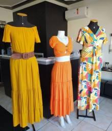 Loja de roupas feminina 50%