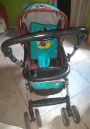 Vendo carrinho bebê