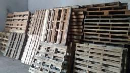 Pallets de madeira usados mínimo 10 palete
