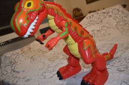 Dinossauro T-Rex Fisher Price