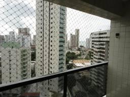 Apartamento Venda com 95 metros quadrados com 3 quartos 2 vgs em Boa Viagem - Recife - PE