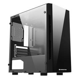 Gabinete Gamer xigmateck Scorpio II ( sem cooler ) com vidro temperado