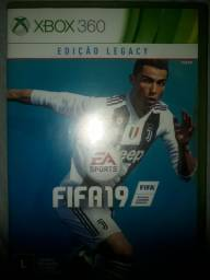 Vendo fifa 19 do xbox360 (90 reais)