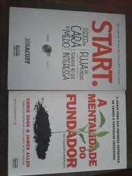 Livros promocionais