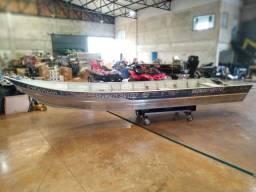 Barco Aluflex 6m - 2011