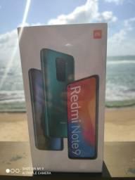 Note 9 Grey c/ NFC 4 Ram 128gb novos lacrados globais originais com garantia de 1 ano