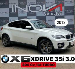 BMW X6 XDrive 35i 3.0 BiTurbo 2012