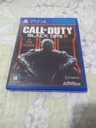 Call of Duty BO3 Mídia Física Ps4