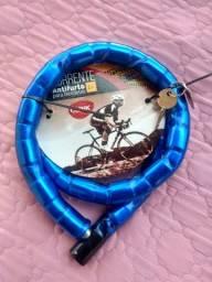 Cadeado anti-furto moto bike