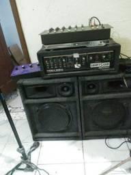 vendo equipamento de som completo