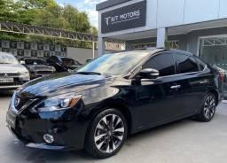 Nissan Sentra SL 2019 TOP c/ Teto - Só 30 mil km!!!