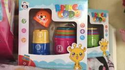 Brinquedos de torre