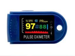 Oxímetro Oled Medidor de Saturação Oxigenação do Sangue