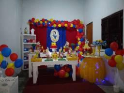 Kit de decoração
