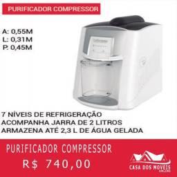 Purificador compressor purificador compressor