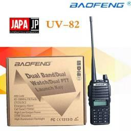 Rádio comunicador Uv-82