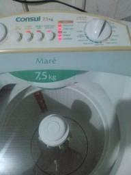 Máquina de lavar Cônsul maré 7,5 kg