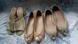 Vendo um lote de sapatilha
