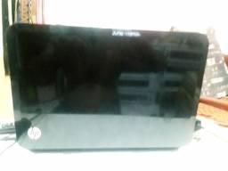 Vendo notebook hp muito e rapido nao trava hd 500 memoria 4 gigas
