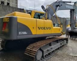 Escavadeira Volvo 210 Ano 2011 10.000 Hrs