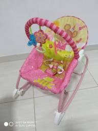 Cadeira de descanso e balanço baby style