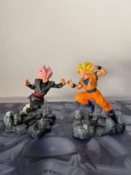 Action figures Dragon Ball (leia descrição)