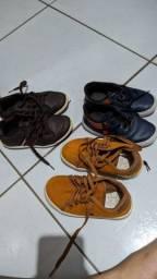 Sapato pra meninos