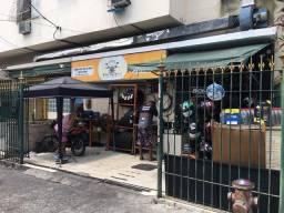 Vendo linda loja com mezanino como Escritorio