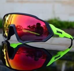 Óculos polarizado para ciclismo - bicicleta