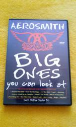 DVD Aerosmith . Big Ones