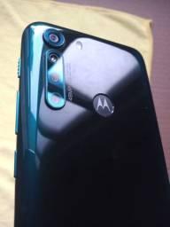 Motorola Moto one Fuzion 128 GB Verde esmeralda Lindo