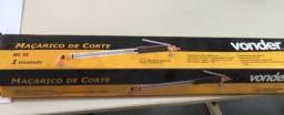 Maçarico De Corte Manual Mc55 Vonder