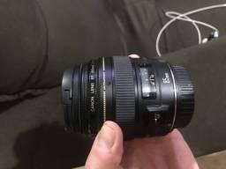 Lente Canon 85mm 1.8 , impecavel