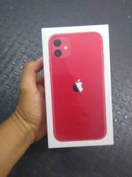 IPhone 11 128Gb Novo Lacrado Pronta Entrega Garantia 1 ano