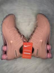 Nike shox nz novo na caixa últimos pares n 35 36 37