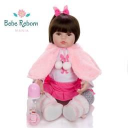 Bebe Reborn Realista Pronta entrega em Manaus