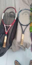 Vendo raquetes oportunidades
