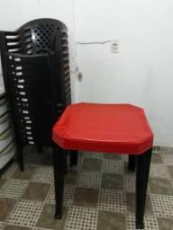 Jogos de mesas c/ as cadeiras