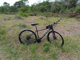 Bike First aro 29 garfo rígido tsw