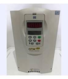 Inversor De Frequência Weg 7,5cv Cfw090013t3848psz