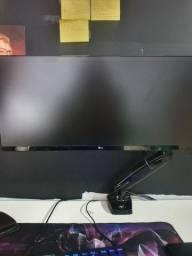 Monitor LG Ultrawide 25 polegadas com suporte ELG