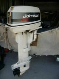 Motor Johnson 25 hp