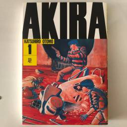 Mangá Akira volume 1